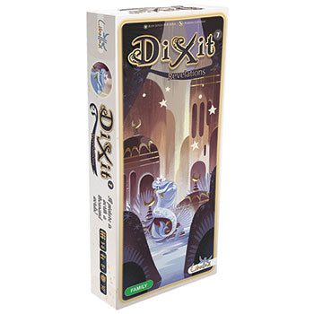Dixit 7 - Revelation - Italiano