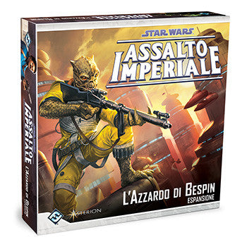 Star Wars - Assalto Imperiale - L'Azzardo di Bespin