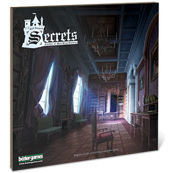 Castles of Mad King Ludwig - Secrets ENG