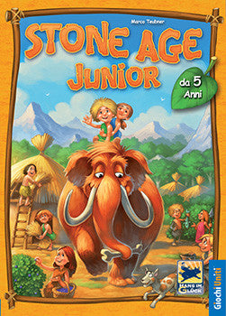 Stone Age Junior - Italiano
