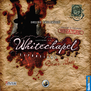 Lettere da Whitechapel - Dear Boss