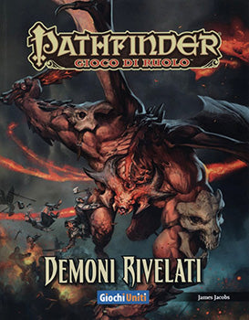 Pathfinder - Demoni Rivelati