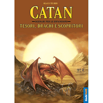 I Coloni di Catan - Tesori, Draghi e Scopritori