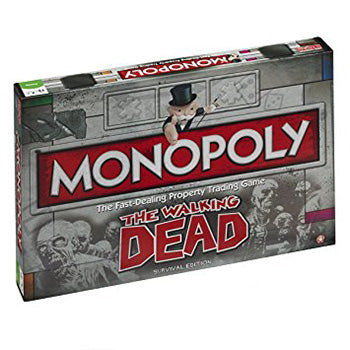 Monopoly - The Walking Dead ENG