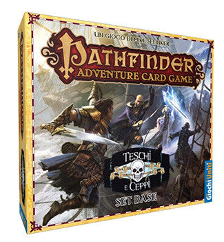 Pathfinder Adventure Card Game - Teschi e Ceppi