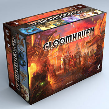 Gloomhaven - English Version