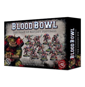 Blood Bowl - Team The Gouged Eye