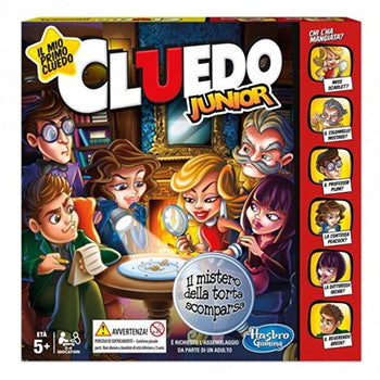 Cluedo Junior - Italiano