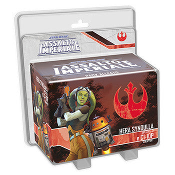 Star Wars - Assalto Imperiale - Hera Syndulla e C1-10P