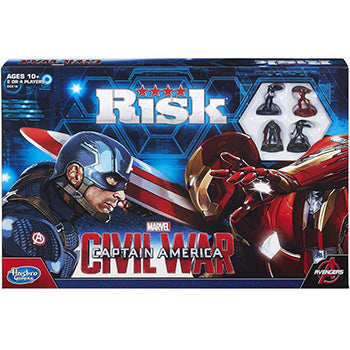 Risk - Civil War ENG