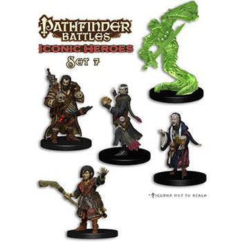 Pathfinder Battles - Iconic Heroes Box Set VII