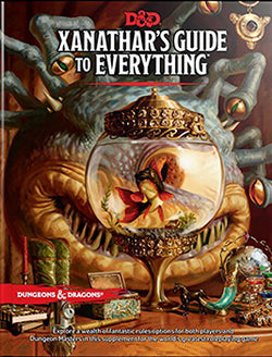 D&D 5th Edition - Xanathar's Guide to Everything ENG