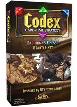 Codex: Starter Set - Bashing Vs Finesse ENG