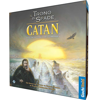 I Coloni di Catan - Il Trono di Spade: La Confraternita dei Guardiani