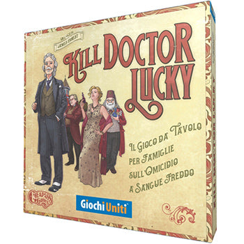 Kill Doctor Lucky - Italiano