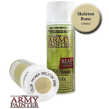 Army Painter - Spray Primer Ossa di Scheletro Opaco