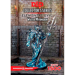 D&D 5a Edizione Miniature - Collector's Series - Elemental Evil: Water Myrmidon