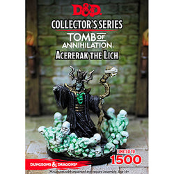 D&D 5a Edizione Miniature - Collector's Series - Tomb of Annihilation: Acererak the Lich