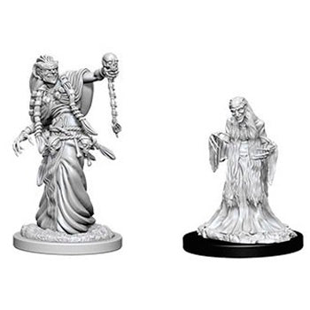 D&D Nolzur's Marvelous Miniatures - Green Hag & Night Hag
