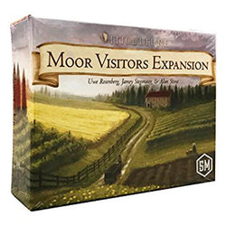 Viticulture: Essential Edition - Espansione Moor Visitors