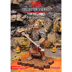 D&D 5a Edizione Miniature - Collector's Series - Storm King's Thunder: Fire Giant Lord