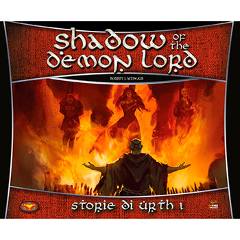 Shadow of the Demon Lord - Storie di Urth 1