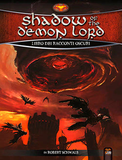 Shadow of the Demon Lord - Libro dei Racconti Oscuri