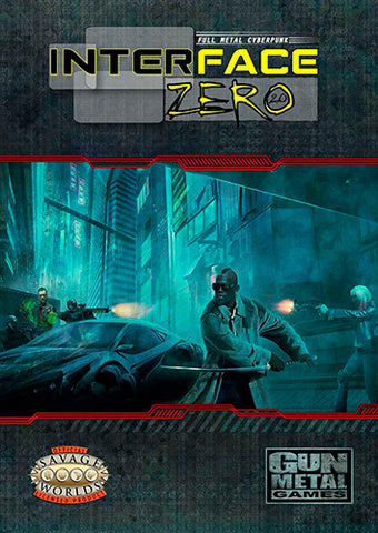 Savage Worlds - Interface Zero 2.0