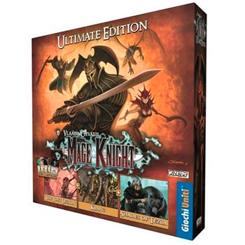 Mage Knight: Ultimate Edition - Italiano