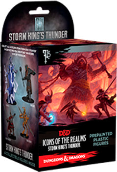 D&D 5th Edition - Storm King's Thunder - Booster Singolo