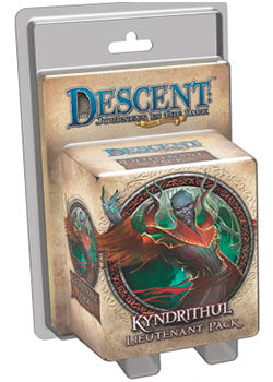 Descent Mini - Luogotenenti - Kyndrithul