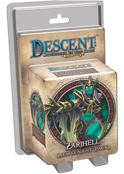 Descent Mini - Luogotenenti - Zarihell