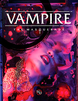 Vampire: The Masquerade - 5th Edition Core Book