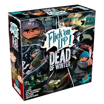 Flick'em Up!: Dead of Winter - Italiano