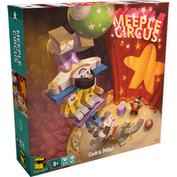 Meeple Circus - Italiano