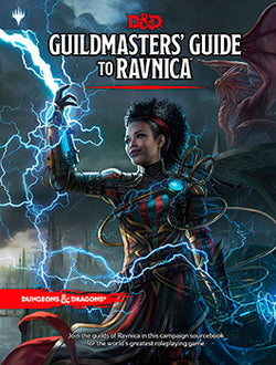 D&D 5th Edition - Guildmasters' Guide to Ravnica