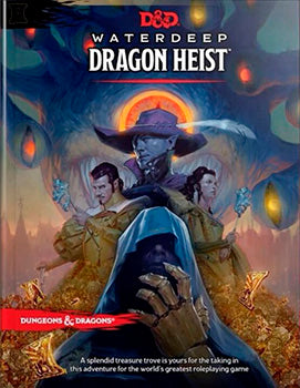 D&D 5th Edition - Waterdeep: Dragon Heist