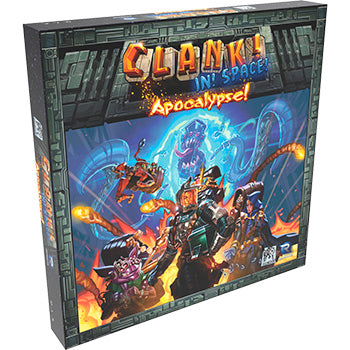 Clank! In! Space! Apocalypse! ENG