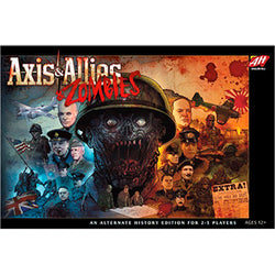 Axis & Allies & Zombies ENG