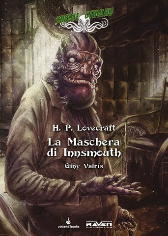 Choose Cthulhu Vol.3 - La Maschera di Innsmouth