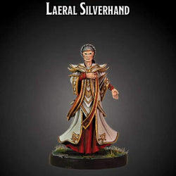 D&D Miniature Collector's Series - Waterdeep Dragon Heist - Laeral Silverhand