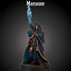 D&D Miniature Collector's Series - Waterdeep Dragon Heist - Manshoon