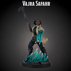 D&D Miniature Collector's Series - Waterdeep Dragon Heist - Vajra Safahr