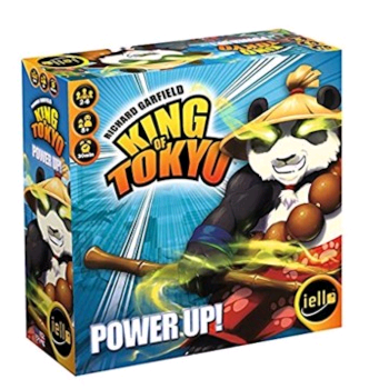 King of Tokyo - Power UP!