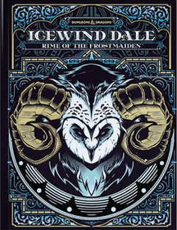 D&D 5th Edition - Icewind Dale: Rime of the Frostmaiden -EDIZIONE LIMITATA
