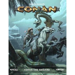 Conan: Adventures in an age Undreamed of - Conan the Brigand - ENG