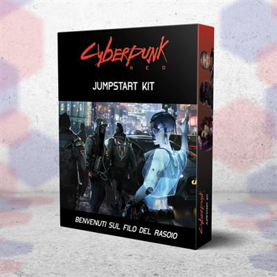 CYBERPUNK RED, JUMPSTART KIT (PREORDINE)