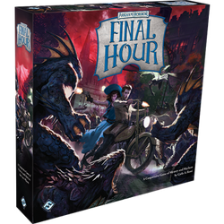 Arkham Horror: Final Hour - ENG