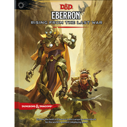 D&D 5th Ed. Eberron: Rising From the Last War - ENG