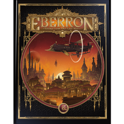 D&D 5th Edition - Eberron: Rising From Last War EDIZIONE LIMITATA - ENG